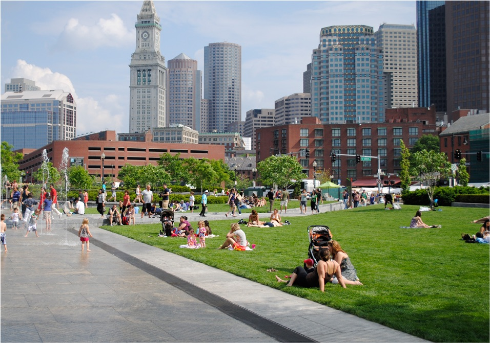 Memorial Day Weekend in Boston: What's Going on Around One Greenway