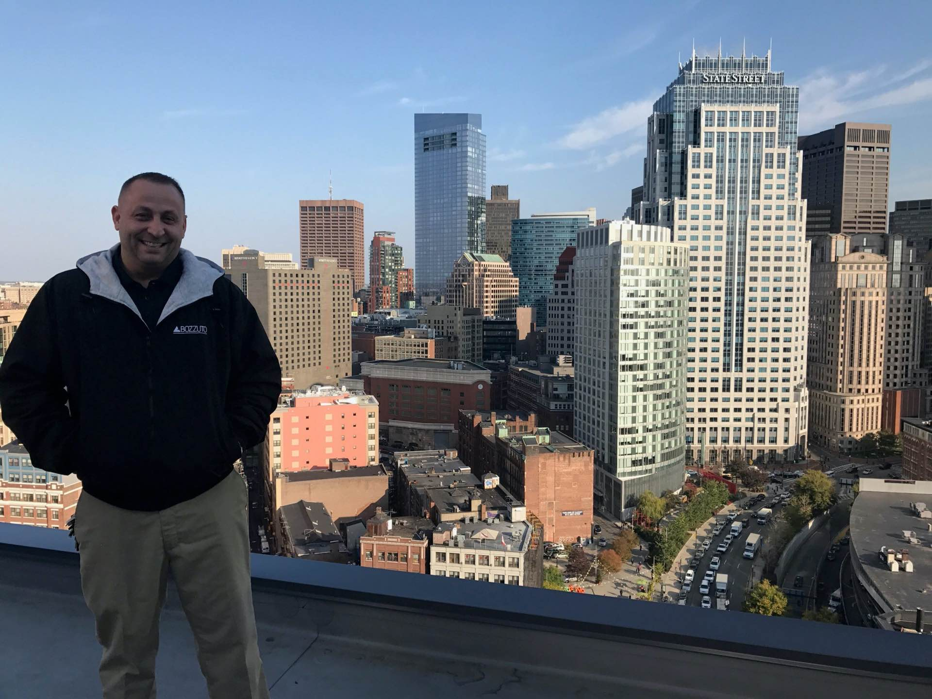8 Questions with One Greenway's Service Manager, Bobby Laverriere
