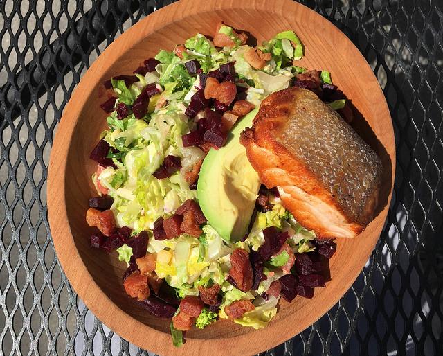 Try the Swordfish Tacos at ReelHouse