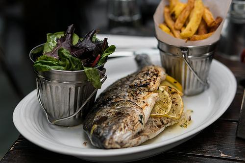 Find British-Style Pub Fare at Rail Stop Restaurant & Bar
