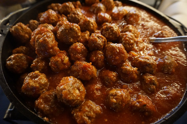 Find Hearty Dishes for Meat Eaters and Vegans Alike at Certified Meatball