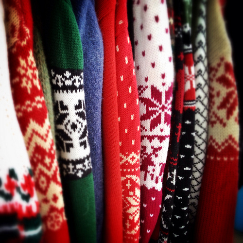 The 4th Annual Ugly Sweater Boston Bar Crawl: Enjoy Drink Specials Around the City on December 2nd