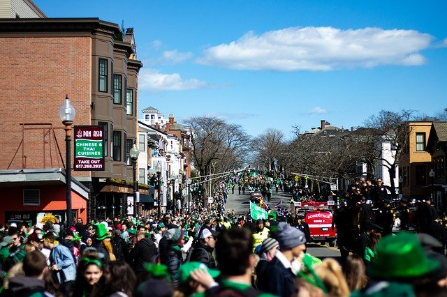 The South Boston St. Patrick's Day Parade/Evacuation Day Returns March 15
