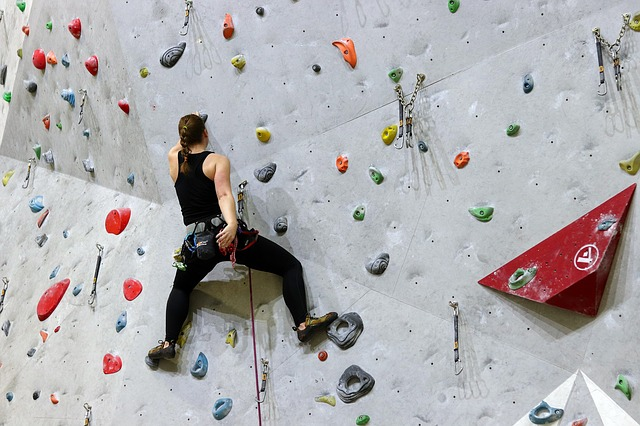 Scale the Walls at Rock Spot Climbing