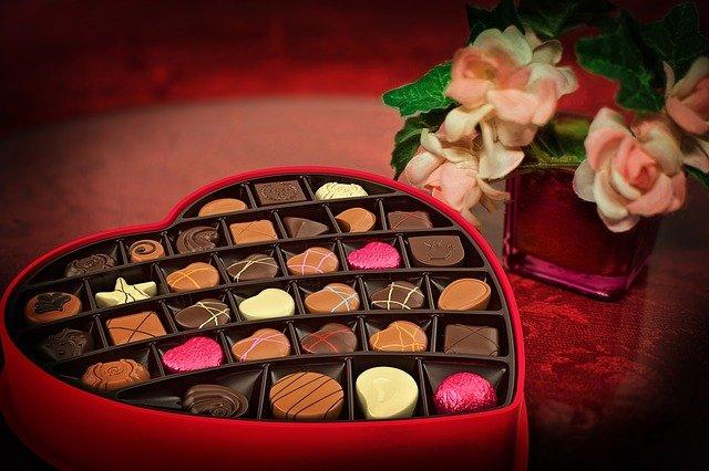 Love Is Sweet at L.A. Burdick Handmade Chocolates